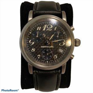 Montblanc Meisterstück Star Watch Leather Strap